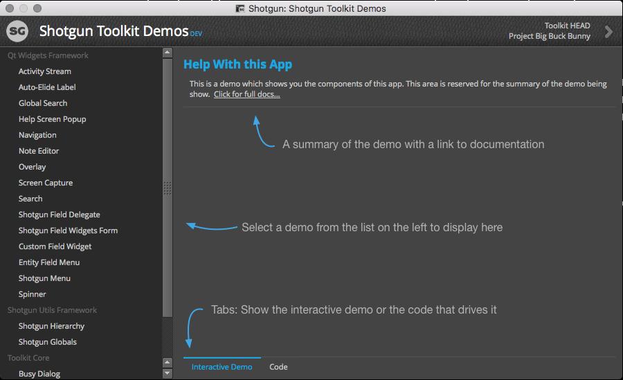 Demo Basics